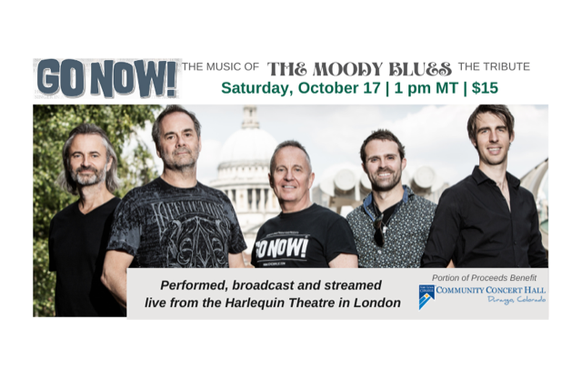 GO NOW! Music of the Moody Blues - A Tribute