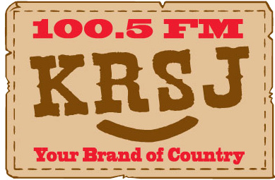 100.5 FM KRSJ, Your brand of country